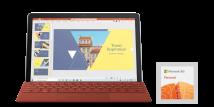Surface Go 2 Essentials-bundel - Microsoft black friday