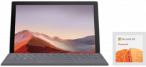 Surface Pro 7 Essentials bundel - Microsoft black friday